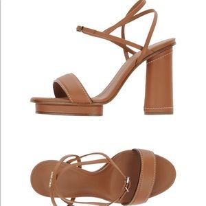 Armani sandals need with tags